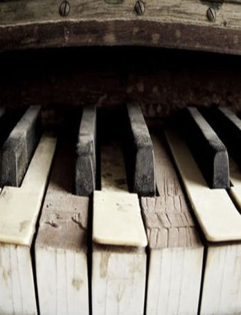Wooden keys